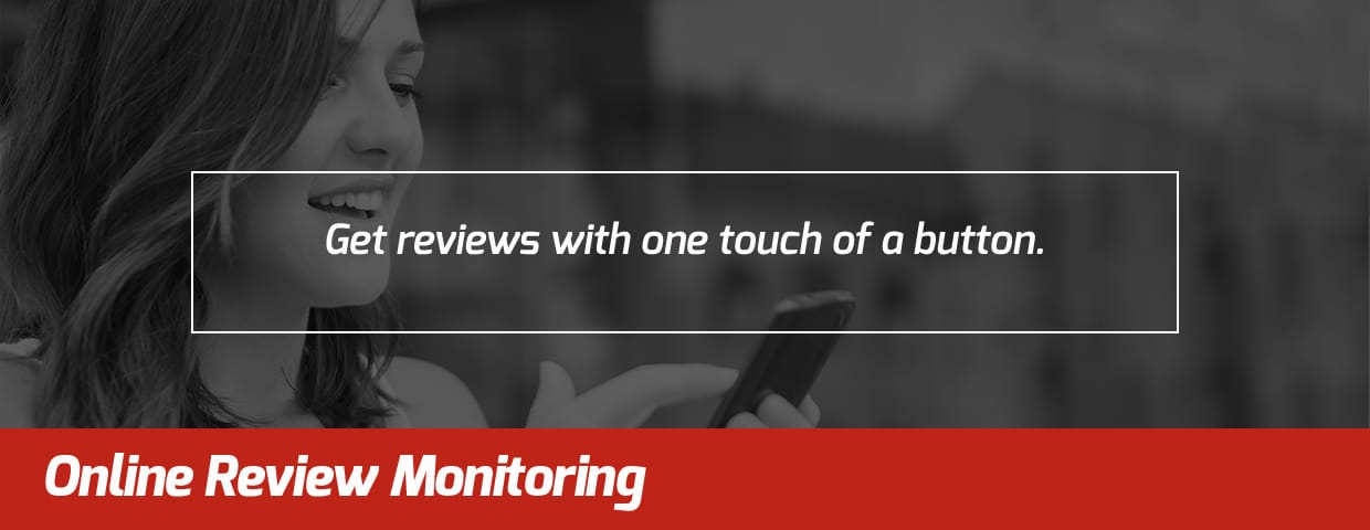 Online Review Monitoring - brainer